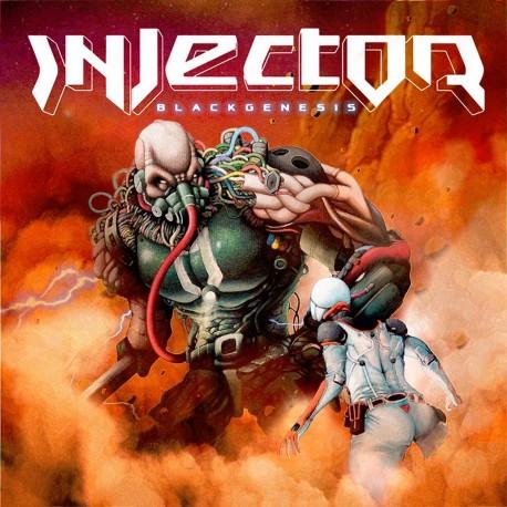 """Injector - """"Black Genesis"""""""