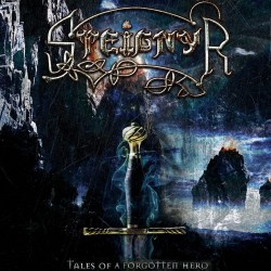 "Steignyr - ""Tales Of A Forgotten Hero"" CD"