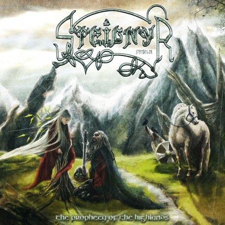 "Steignyr - ""The Prphecy Of The Highlands"""